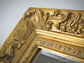 LUSTRO 2313 90x120cm ANTIQUE GOLD