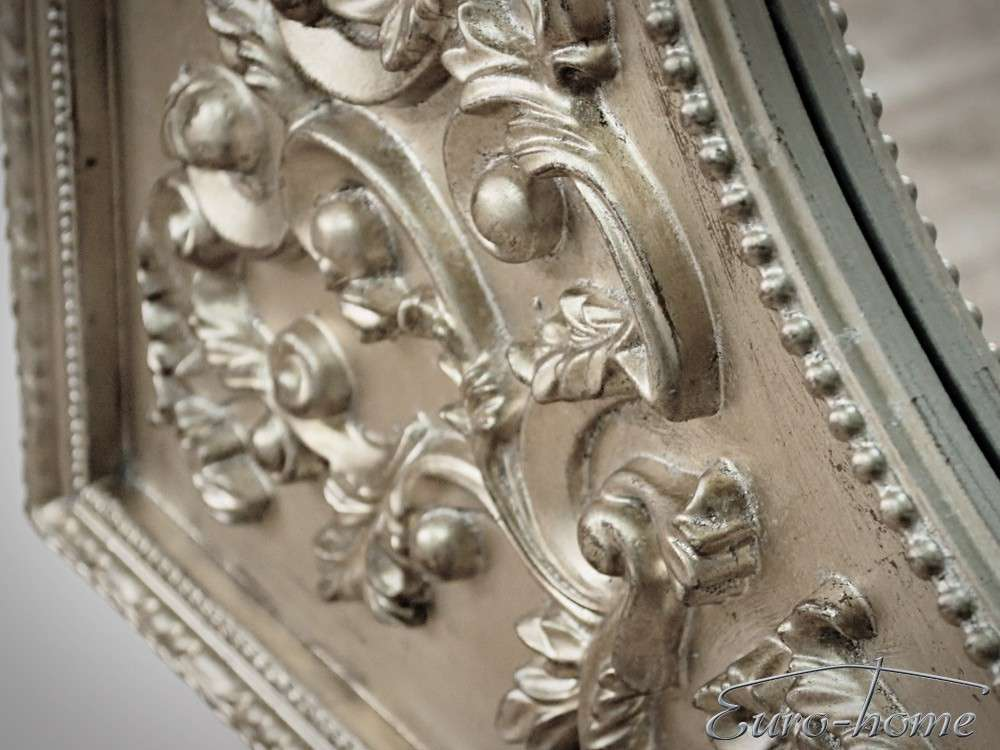 LUSTRO PU-284A 90x120cm COUNTRY SILVER